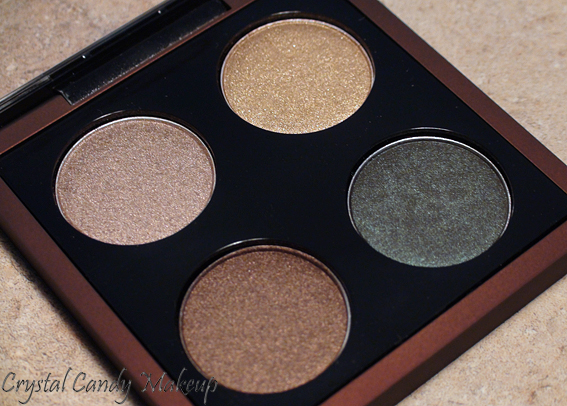 Quad Bare My Soul de MAC (Collection Temperature Rising) - Review