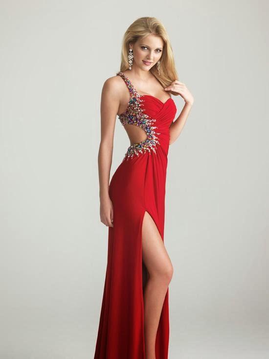Magníficos Vestidos De Fiesta Para Navidad Vestidos Moda