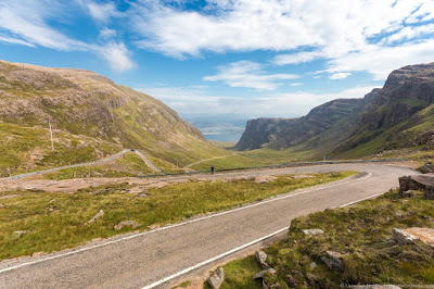 Bealach na B%25C3%25A0 road Scotland_by_Laurence Norah-2