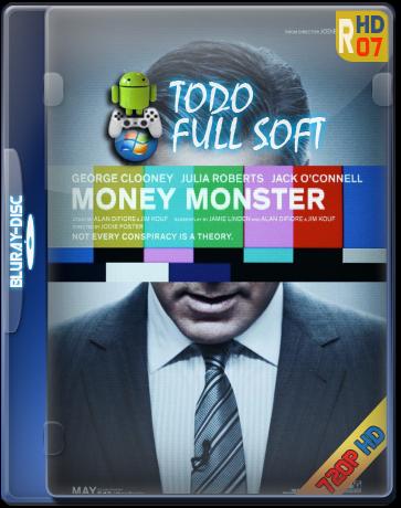 El maestro del dinero 2016 (BrRip-720p) (Latino)