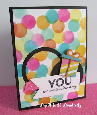 handcrafted card made with Tim Holtz Distress Inks