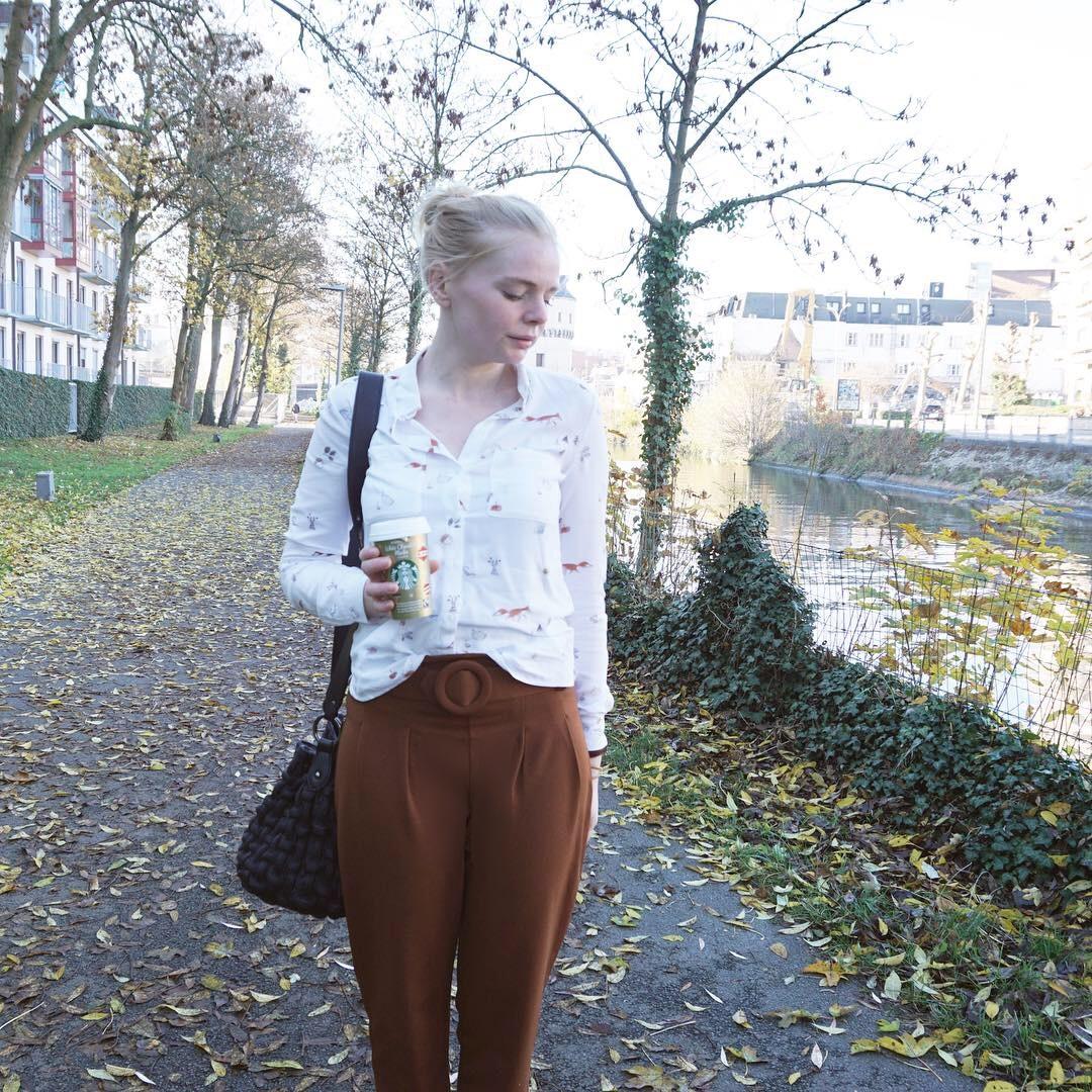 OOTD | A little vintage in Kortrijk
