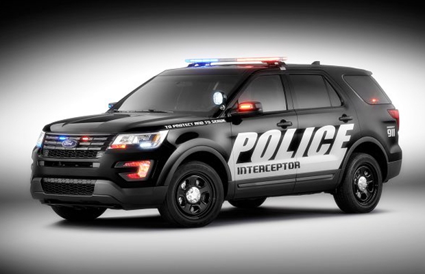 2018 Ford Police Interceptor