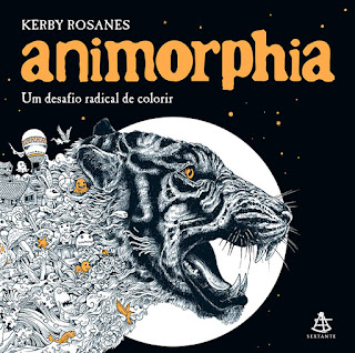 Animorphia, Kerby Rosanes, Editora Sextante