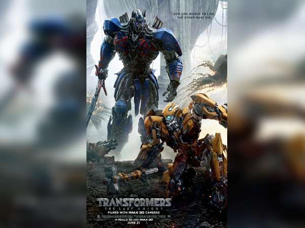 Sionopsis, detail dan nonton trailer Film Transformers 5 : The Last Knight (2017)