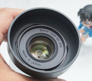 Jual Sigma 60mm f2.8 DN-Art E-Mount ( Japan )