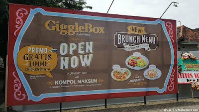 GIGGLE BOX VILLAGE Jl.Kompol Maksum 219 Semarang