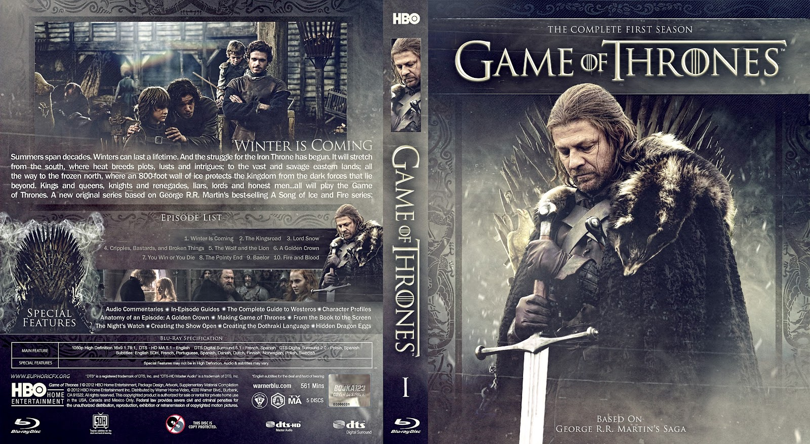 Game Of Thrones Season 1 Subtitles English Download Bluray