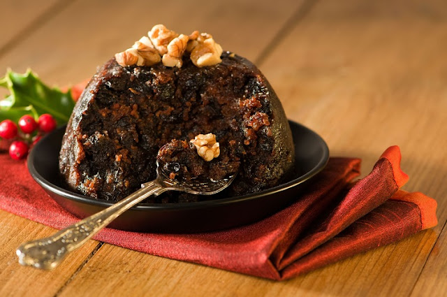 Traditional Christmas pudding gluten free from Pud For All Seasons