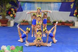 Chuyên đề aerobic cho trẻ mầm non