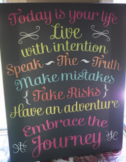 embrace the journey print