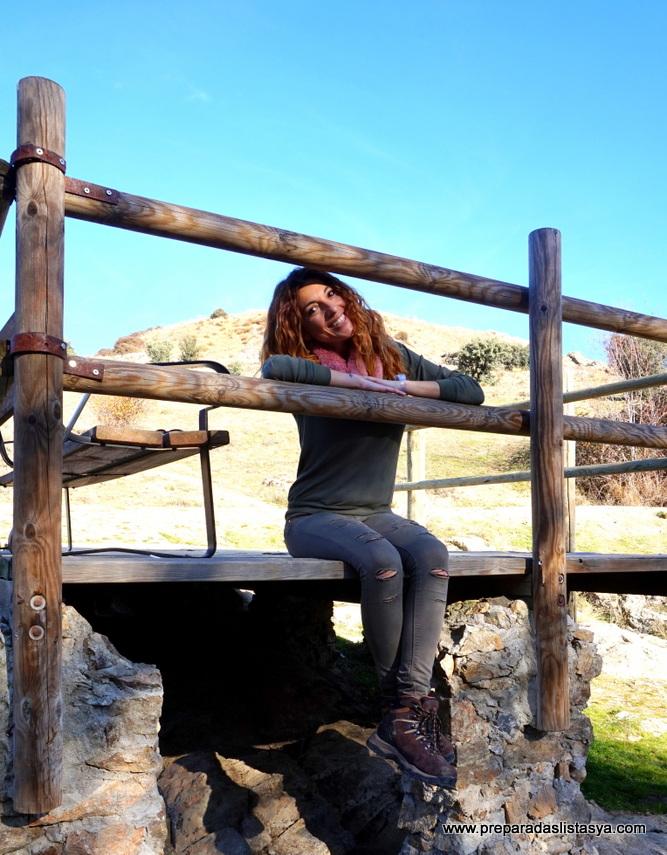 Río Eresma Palazuelos Segovia