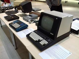 Foto: Peste 2000 de unități de procesoare expuse la expoziția RetroIT