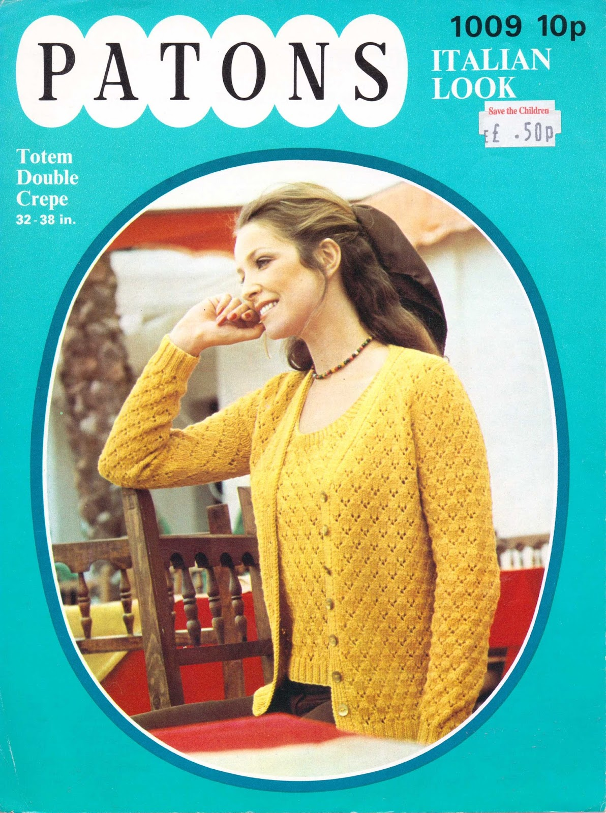 c6d33bc4d The Vintage Pattern Files  February 2017