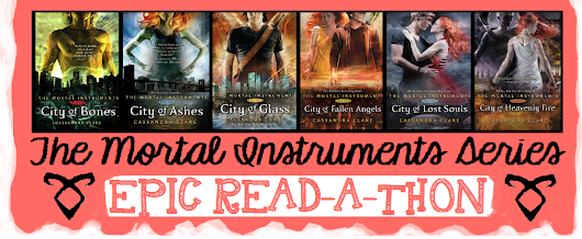 The Mortal Instruments Series EPIC READ-A-THON