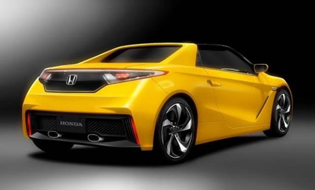 2017 Honda S1000 Specs