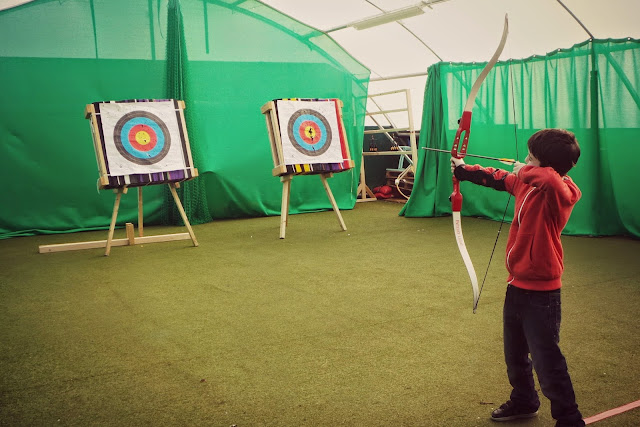 haven activities - archery