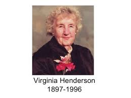 "virginia henderson theory critique Virginia avenel henderson (november 30, 1897 – march 19, 1996) was a nurse, theorist, and author known for her need theory and defining nursing as: ""the unique function of the nurse is to assist the individual, sick or well, in the performance of those activities contributing to health or its."