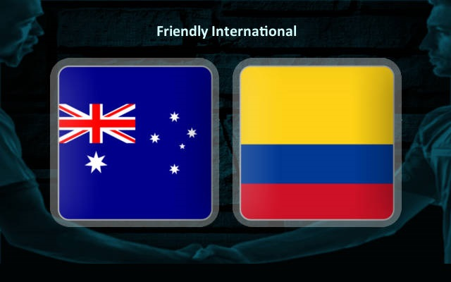 Australia vs Colombia Full Match And Highlights