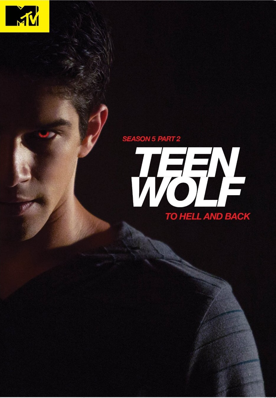 Teen Wolf [Season 5] [Part 2] [2016] [DVD9] [NTSC] [Subtitulado]
