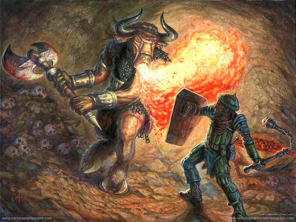 Power Score: Elemental Evil - Princes of the Apocalypse