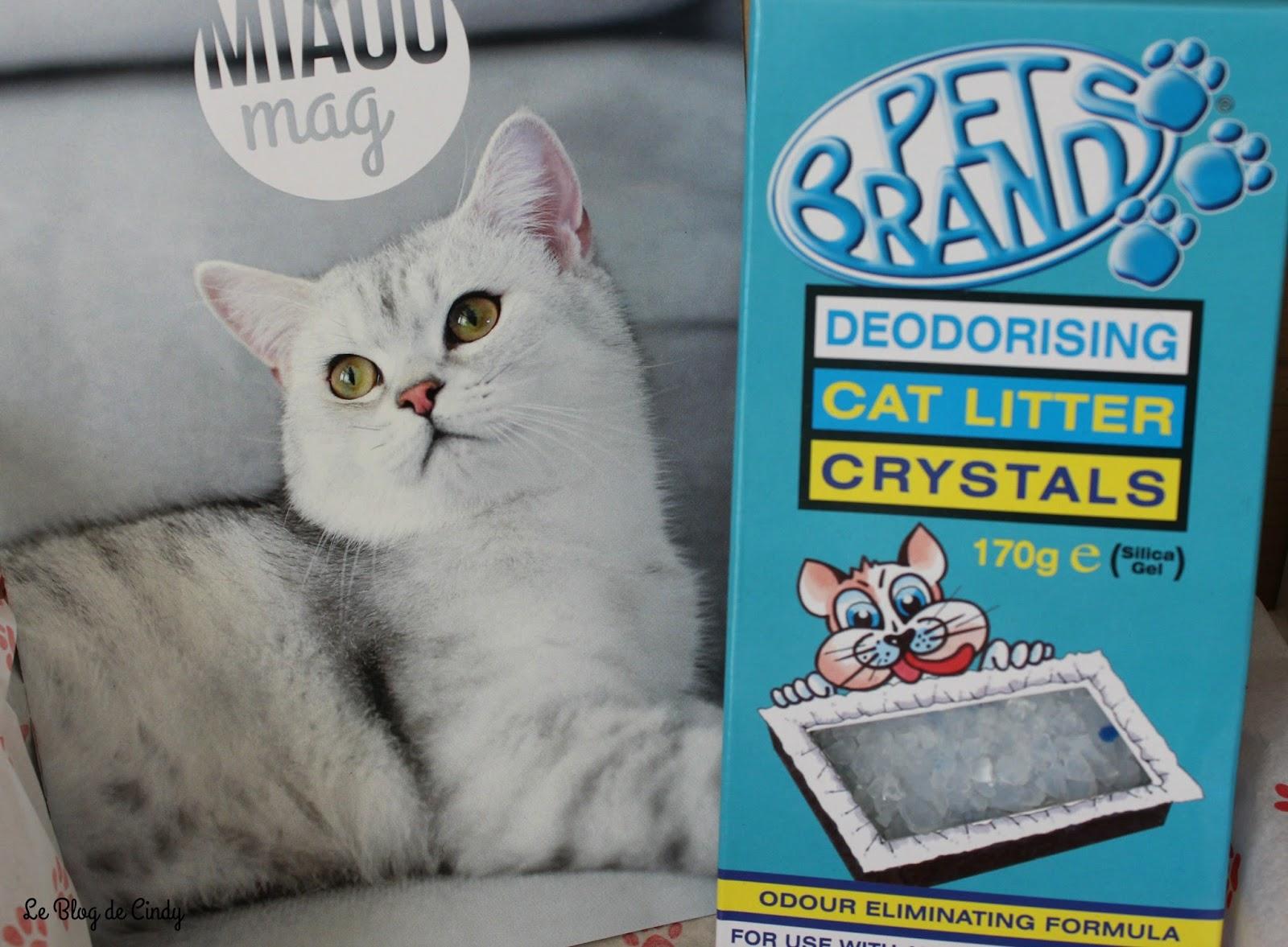 La miaoubox de septembre c 39 est la rentr e - Bruit qui attire les chats ...