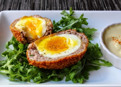 Food wishes video recipes scotch eggs this is an easter egg you scotch eggs this is an easter egg you want in your basket forumfinder Image collections