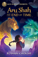 https://www.goodreads.com/book/show/36222611-aru-shah-and-the-end-of-time