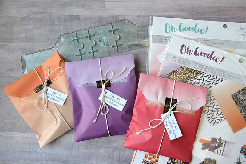 Aly Dosdall Diy Halloween Goodie Bags
