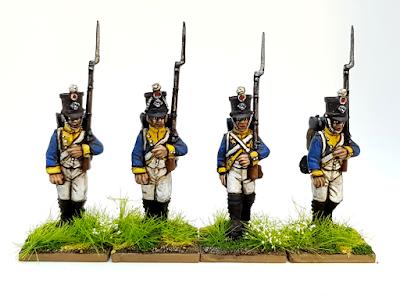 Polish Vistula Legion Fusiliers Shako 28mm
