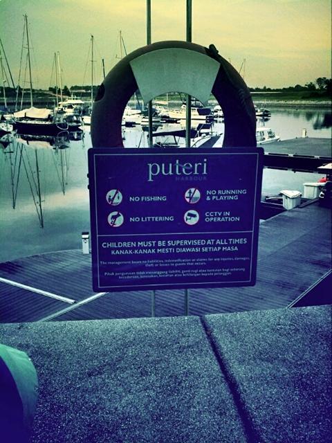 Pelabuhan Puteri (Puteri Harbour)