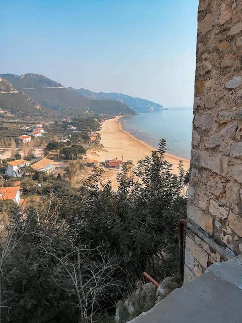 Panoramica dal Corso San Leone