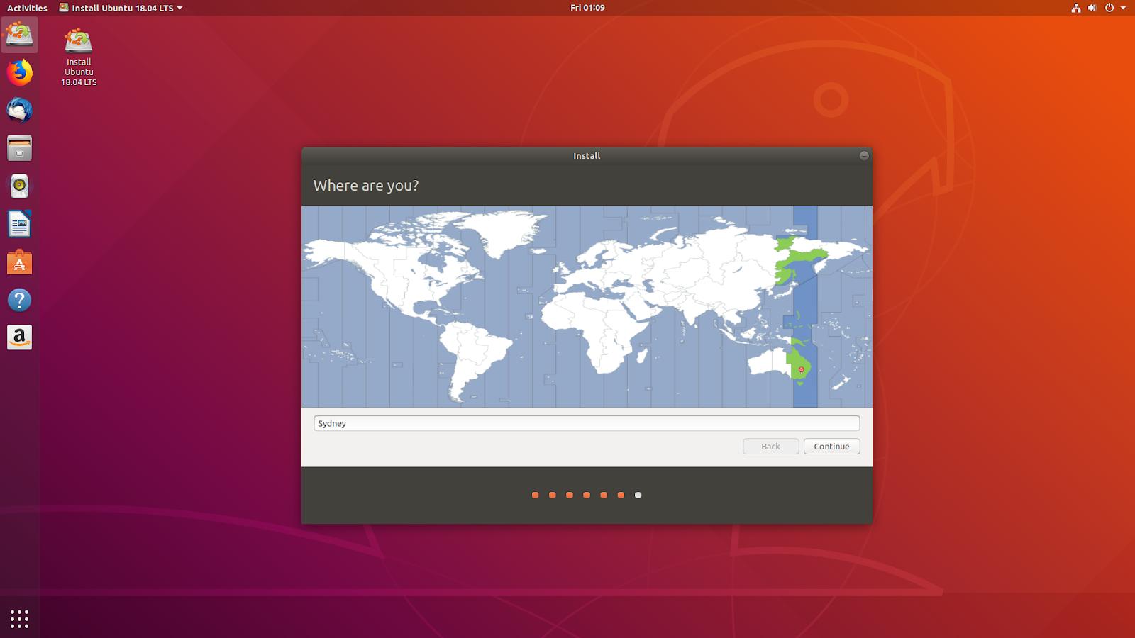 linuxium com au: Installing Ubuntu on a new device (i e  single boot)