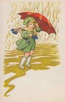 pioggia bimbi