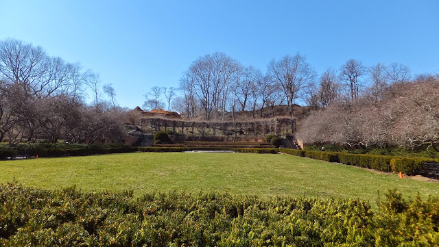 Conservatory Garden,  Parc Central, New York, Manhattan, été, elisaorigami