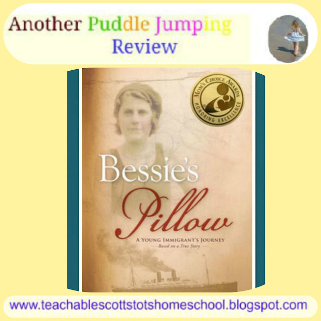 Review, #hsreviews, #historicalfiction, #BessiesPillow, Strong Learning, Bessies Pillow, Historical Fiction, Jewish Stories, Biographies