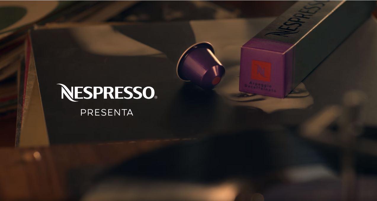 Canzone Nespresso con Nina Zilli e Eleonora Abbagnato Pubblicità