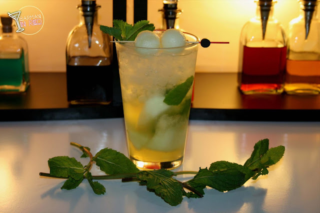 Mojito Melon Cocktail