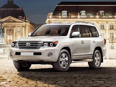 2016 Toyota Land Cruiser Revue complète et performance