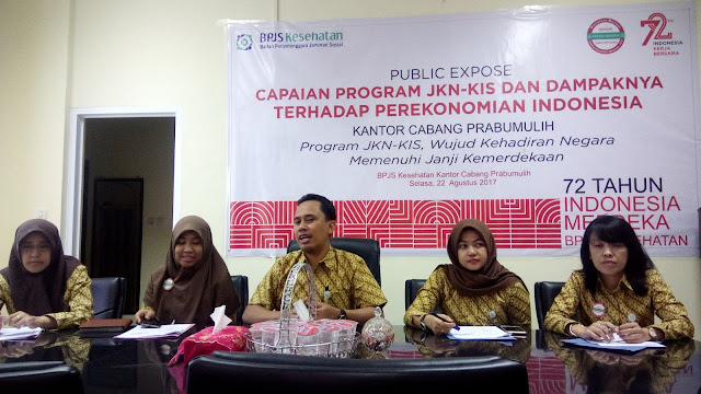 Kartu Indonesia Sehat (JKN-KIS) Berikan Dampak Fositif Terhadap Pelayanan Kesehatan Masyarakat