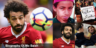 Biography Mo Salah-Facts Touching Mohamed Salah Which is Rarely Known