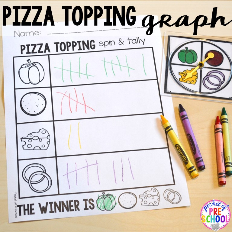 Kindergarten Literature Unit Printables Hi! Mr Pizza Man - dinocro.info