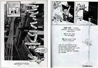 The Man who could fly by Will Eisner