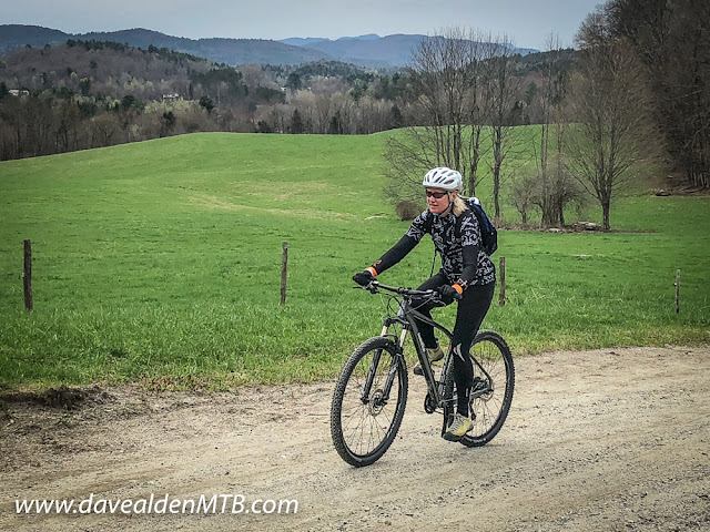 waterbury area trail alliance gravel grinder vermont 2018