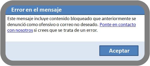 La censura de Facebook