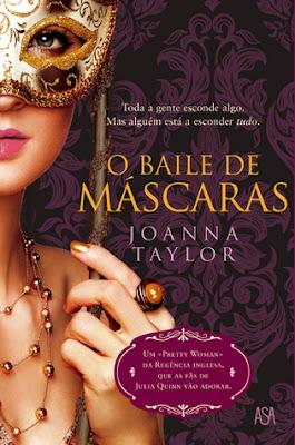 O baile de máscaras - Joanna Taylor | Resenha