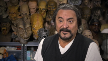 Tom Savini talks about his work on the film