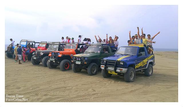 La Paz Sand Dunes Ilocos