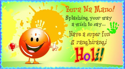 Happy Holi Quotes, Wishes, Sms, Pics in English
