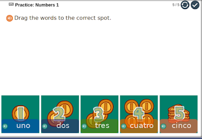 Middlebury Interactive Languages Elementary Spanish Practice